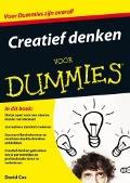 Bekijk details van Creatief denken voor dummies
