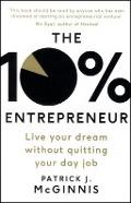 Bekijk details van The 10% entrepreneur