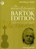 Bekijk details van The Boosey & Hawkes Bartók edition; Bartók for violin