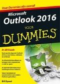 Bekijk details van Microsoft Outlook 2016 voor dummies