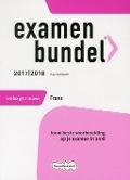 Bekijk details van Examenbundel vmbo gt/mavo Frans; 2017|2018