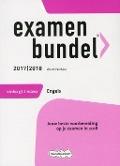 Bekijk details van Examenbundel vmbo gt/mavo Engels; 2017/2018