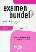Bekijk details van Examenbundel vmbo gt/mavo maatschappijkunde; 2017/2018