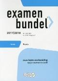 Bekijk details van Examenbundel havo Frans; 2017 2018