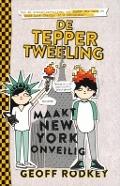 Bekijk details van De Tepper-tweeling maakt New York onveilig