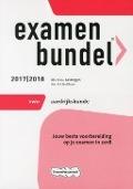 Bekijk details van Examenbundel vwo aardrijkskunde; 2017|2018