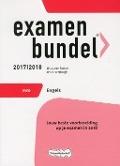 Bekijk details van Examenbundel vwo Engels; 2017 2018