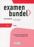 Bekijk details van Examenbundel vwo Frans; 2017/2018