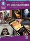 Bekijk details van Top hits from TV, movies & musicals; Violin