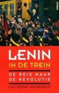 Bekijk details van Lenin in de trein