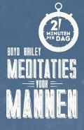 Bekijk details van Meditaties voor mannen