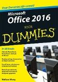 Bekijk details van Microsoft Office 2016 voor dummies