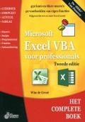 Bekijk details van Excel VBA voor professionals