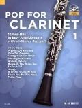 Bekijk details van Pop for clarinet; 1