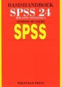Bekijk details van Basishandboek SPSS 24