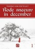 Bekijk details van Rode sneeuw in december