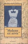 Bekijk details van Madame est servie