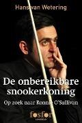 Bekijk details van De onbereikbare snookerkoning