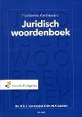 Bekijk details van Fockema Andreae's juridisch woordenboek