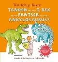 Bekijk details van Wat heb je liever: tanden als een t.rex of een pantser als een ankylosaurus?