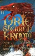 Bekijk details van Driesterrenkroon; Boek II