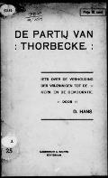 Bekijk details van De partij van Thorbecke