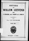Bekijk details van Historie van Willem Leevend