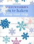 Bekijk details van Sneeuwvlokjes om te haken, stap voor stap
