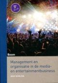 Bekijk details van Management en organisatie in de media- en entertainmentbusiness