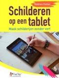 Bekijk details van Schilderen op een tablet