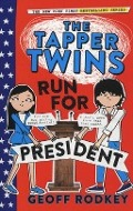 Bekijk details van The Tapper twins run for president