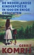 Bekijk details van Gerrit Komrij's De Nederlandse kinderpoëzie in 1000 en enige gedichten