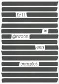 Bekijk details van 9/11 is gewoon een complot