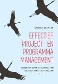 Bekijk details van Effectief project- en programmamanagement
