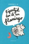 Bekijk details van Eigenlijk ben ik een flamingo