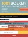 Bekijk details van 1001 boeken die je gelezen moet hebben!