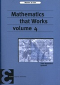 Bekijk details van Mathematics that works; Volume 4