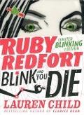 Bekijk details van Blink and you die