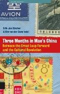 Bekijk details van Three months in Mao's China