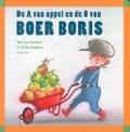 Bekijk details van De A van appel en de B van Boer Boris