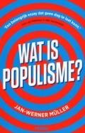 Bekijk details van Wat is populisme?