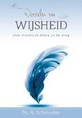 Bekijk details van Woorden van wijsheid voor dienen en delen in de zorg