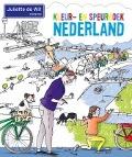 Bekijk details van Kleur- en speurboek Nederland