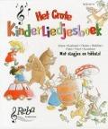 Bekijk details van Het grote kinderliedjesboek