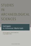 Bekijk details van Isotopes in vitreous materials