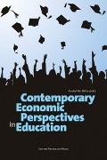 Bekijk details van Contemporary economic perspectives in education