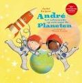 Bekijk details van André het astronautje op reis naar de planeten