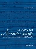 Bekijk details van De oratoria van Alessandro Scarlatti (1660-1725)