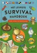 Bekijk details van Het leukste survival handboek voor jonge outdoorhelden