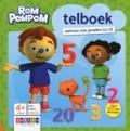 Bekijk details van Rom Pompom telboek